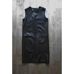 Robe mi-longue Hermès  pas cher
