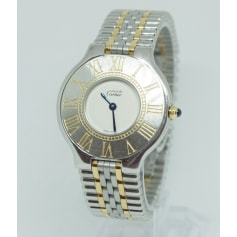 Montre au poignet Cartier Must 21 pas cher