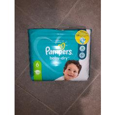 Soin bébé Pampers  pas cher