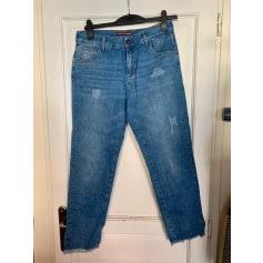 Jeans large, boyfriend Comptoir Des Cotonniers  pas cher