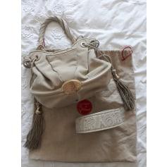 Stoffhandtasche Lancel Brigitte Bardot