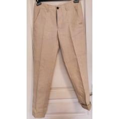 Pantalon droit Forte Forte Pants  pas cher