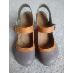 Sandales à talons El Naturalista  pas cher