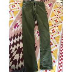 Pantalon slim Bershka  pas cher