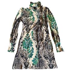 Robe courte Roberto Cavalli  pas cher