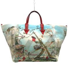 Non-Leather Oversize Bag Christian Louboutin