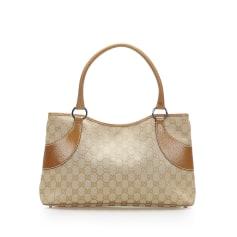 Leather Shoulder Bag Gucci