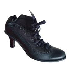 High Heel Ankle Boots Marithé et François Girbaud