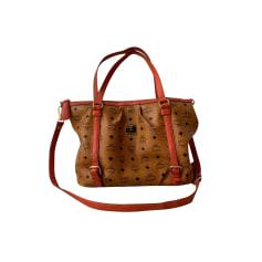 Leather Shoulder Bag MCM