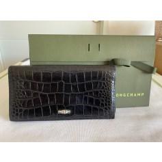Portefeuille Longchamp Roseau pas cher
