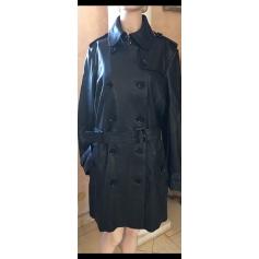 Manteau en cuir Burberry  pas cher