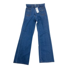 Wide Leg Pants, Elephant Flares Gerard Darel