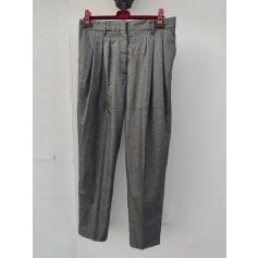 Pantalon large Prada  pas cher
