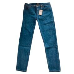 Pantalon droit APC  pas cher