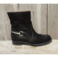 Flat Ankle Boots Gucci