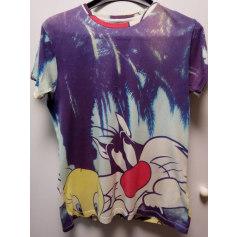 Tee-shirt Little Eleven Paris  pas cher