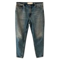 Straight-Cut Jeans  Iro