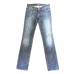 Straight-Cut Jeans  7 For All Mankind