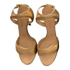 Sandales à talons Escada  pas cher