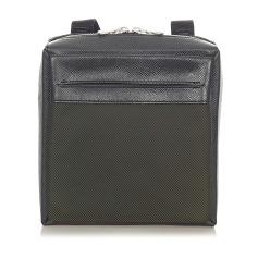 Schultertasche Leder Louis Vuitton