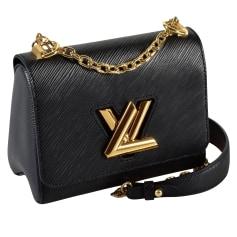 Leather Handbag Louis Vuitton Twist