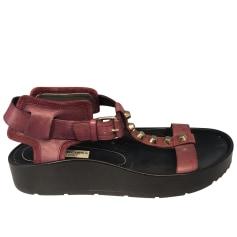 Flat Sandals Balenciaga