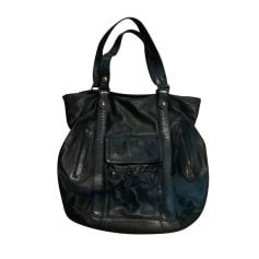 Leather Oversize Bag Gerard Darel