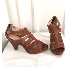 Sandales à talons Colisee de Sacha  pas cher