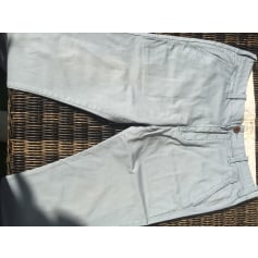 Slim Fit Pants Abercrombie & Fitch