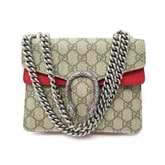 Leather Handbag Gucci Dionysus