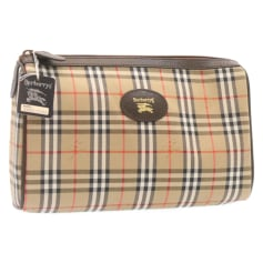 Non-Leather Clutch Burberry