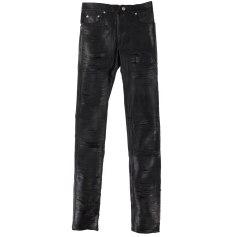 Slim Fit Pants Saint Laurent