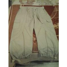 Pantalon large Et Compagnie  pas cher