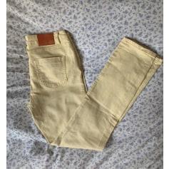 Jeans slim See U Soon  pas cher