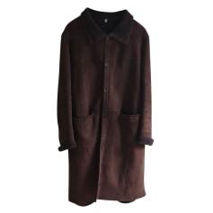 Manteau en fourrure Miu Miu  pas cher