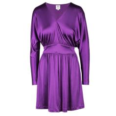 Robe courte Halston Heritage  pas cher