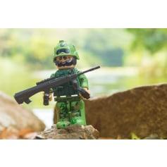Lunettes de soleil Lego militaire  pas cher