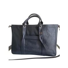 Schultertasche Leder Longchamp 3D