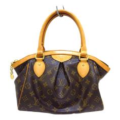 Stoffhandtasche Louis Vuitton