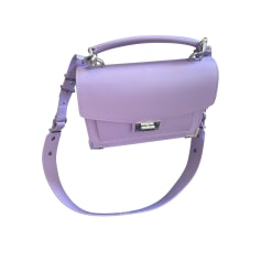 Leather Shoulder Bag The Kooples