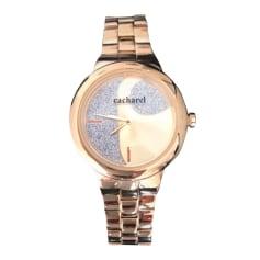 Wrist Watch Cacharel