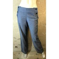Jeans droit Chattawak  pas cher