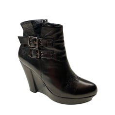Wedge Ankle Boots The Kooples
