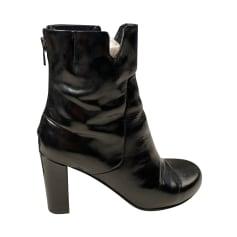 High Heel Ankle Boots Jil Sander
