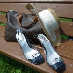 Sandales à talons Azurée Cannes  pas cher