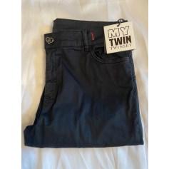 Jeans slim Twin-Set Simona Barbieri  pas cher