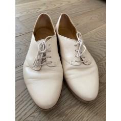 Chaussures à lacets  Sézane  pas cher