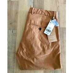 Pantalon slim Devred  pas cher