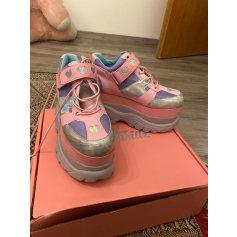 Chaussures à lacets  Dolls Kill  pas cher