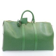 Leather Oversize Bag Louis Vuitton